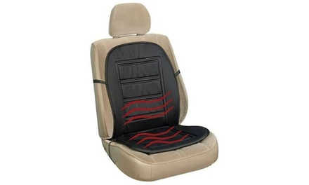 Allison Universal 12V Electric Heated Car Seat & Backrest Cushion