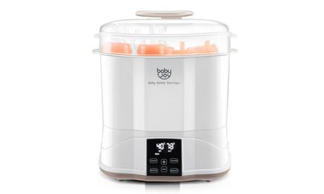 Baby Bottle Warmer MilK Electric Steam Sterilizer Dryer Machine photo