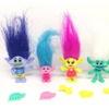 5pcs/box DreamWorks Trolls Movie PVC Action Figures Trolls Doll Toy