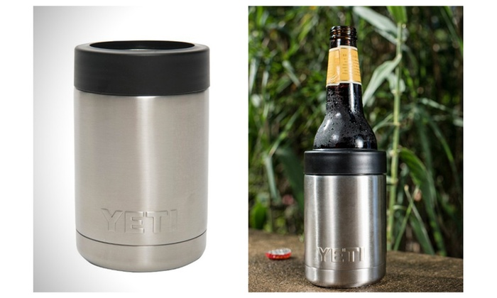 5a731b442d9 YETI Rambler Colster Cooler 12oz Koozie Cup for Bottles / Cans! | Groupon