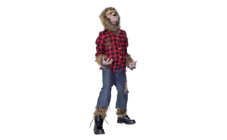 Costumes for All Occasions MR144020 Wolfman Child Costume Large 9b07caf1-b560-45bc-a798-ecddb36138f0