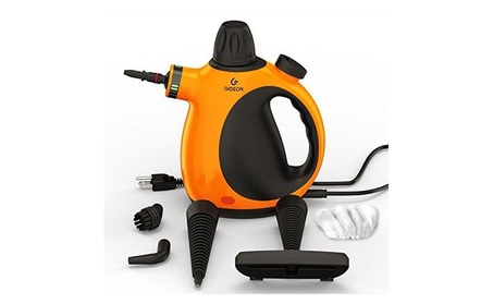 Gideon Handheld Pressurized Portable Steam Cleaner and Sanitizer 080f86fc-1fe5-48f3-9412-435f84dc8c00