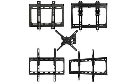 "iMounTEK Fixed, Tilt, or Full Motion Wall Mount For 23"" - 70"" TVs"