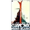 Chamonix Mont. Blanc Canvas Print