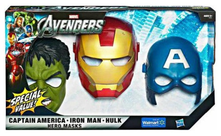 Iron man Avengers Masks Bundle (3 masks Included) 0b94d58d-fec0-4ee3-bffd-aa51be85b6b4
