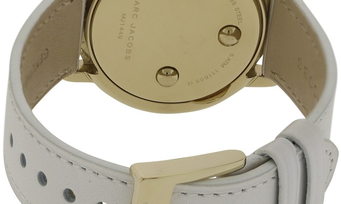 3d8c723312c1f Up To 32% Off on Marc Jacobs Courtney Leather ...   Groupon Goods