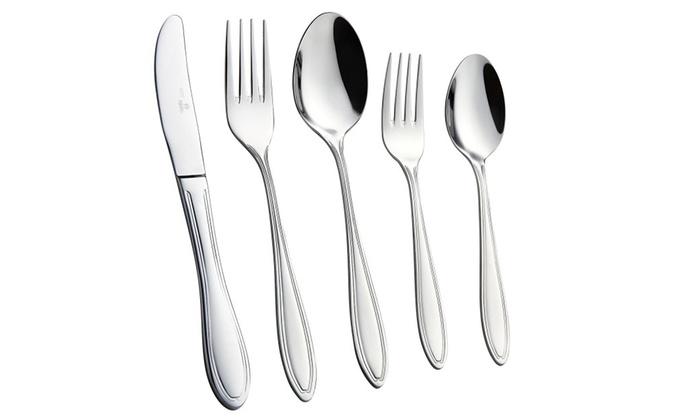 Up To 63% Off on Royal Stainless Steel Silverw... | Groupon Goods
