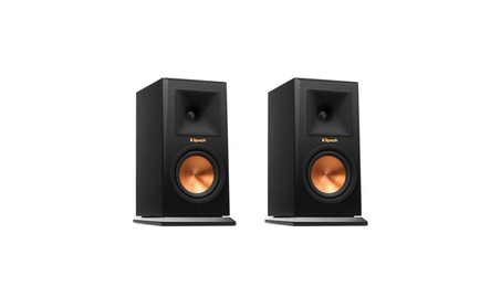 Klipsch RP-150M Bookshelf Speakers - Ebony (Pair)