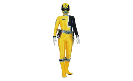 Power Rangers S.P.D. Sound Patrol - Yellow Power Ranger f1cbc461-261f-454d-80af-16b466df3909