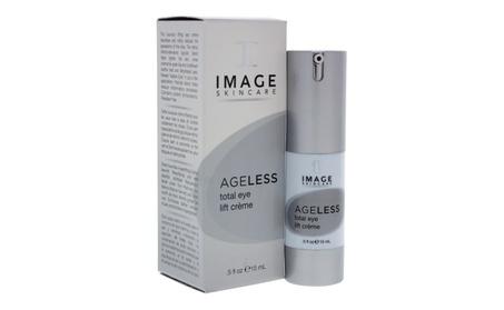 Ageless Total Eye Lift Creme by Image for Unisex - 0.5 oz Cream 7993fa8f-9261-4b43-ae74-25b63b93e53f