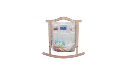 Mesh Hanging Organizer Sleeping Nursery Clothing Diaper toy 728193f2-4a15-4ed0-b78b-d946de7bc94c