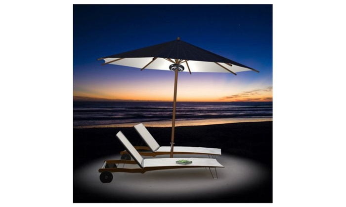 Wireless Patio Umbrella Light Groupon
