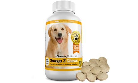 Dogs Curcumin Antioxidant Eliminates Joint Pain Inflammation 120 Chew