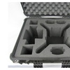 Pelican Case 1550 with Custom Foam Insert For DJI Phantom 4 Drone