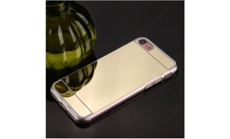 Luxury Ultra thin Mirror Soft TPU Silicone Case Cover For iPhone 7