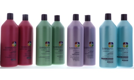 Pureology Shampoo, Conditioner or Duo Set Litres