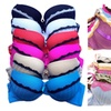 6 Pack Full Coverage Lightly Padded Bras with Lace & Ribbons