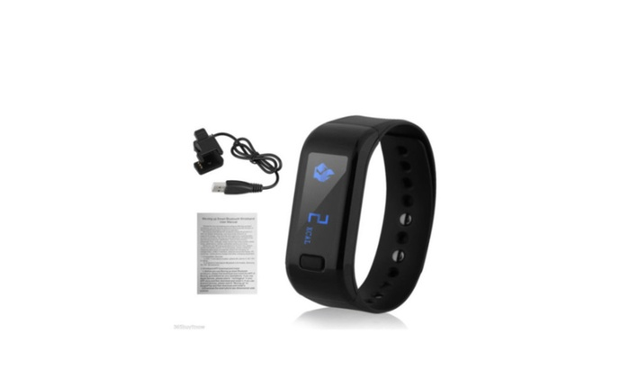 Smart Watch Fitness Activity Tracker Smartband Wristband Tw64
