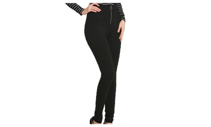Women's Slim Fit Stylish Skinny Long Breathable Pants