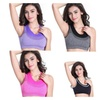 4 Pack Womens  Sports Bras Padded High Impact Workout