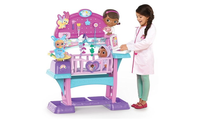 Exceptionnel Disney Junior Doc McStuffins All In One Nursery ...