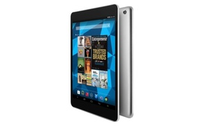"Ematic EGQ780 7.9"" 8GB Tablet HD Display Android 4.4 (Refurbished)"