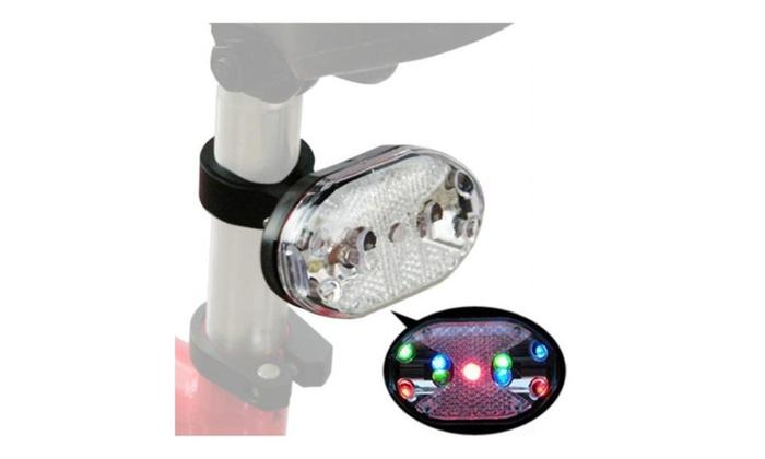 LED Laser Tail Light Fahrrad Rücklicht NEU Bicycle Rear Fahrradlicht
