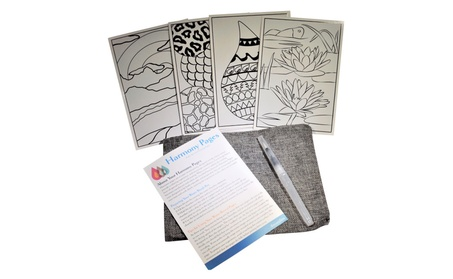 Harmony Pages - Reusable Water Reveal Coloring Pages 059b9aa9-29fc-4651-aef2-a989c1439275