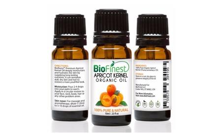 Biofinest Apricot Kernel 100% Pure Organic Oil - Best Moisturizer 10ml c631f6d2-6726-4bf1-a721-be69e7c95dfe