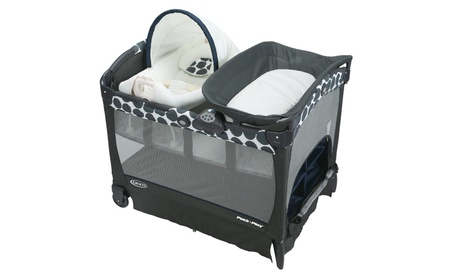 Graco Pack 'n Play Playard with Cuddle Cove Removable Seat e68d4c43-41df-4e99-b8f2-c15e721d50f1
