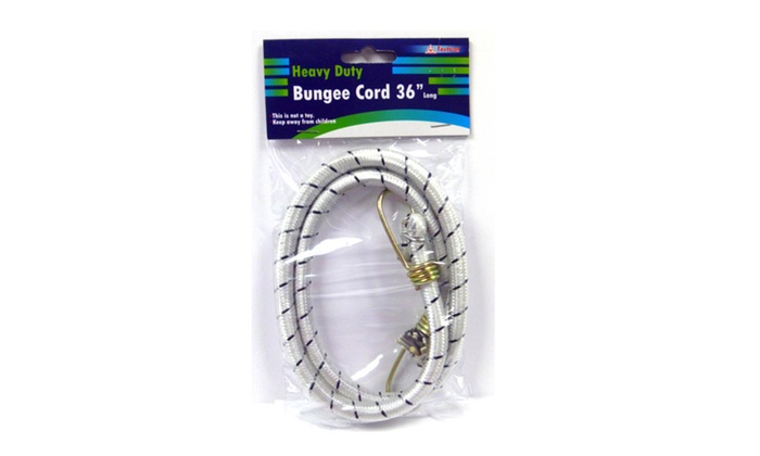 "Buy It Now : 36"" Bungee Cord w/ (Pack of 2)"