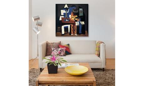 Three Musicians by Pablo Picasso d7c3206e-0c65-4f76-a969-983500d909b4