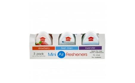 Mini Gel Air Fresheners Set e61ad390-ce99-41da-94cb-5c80ecda352f