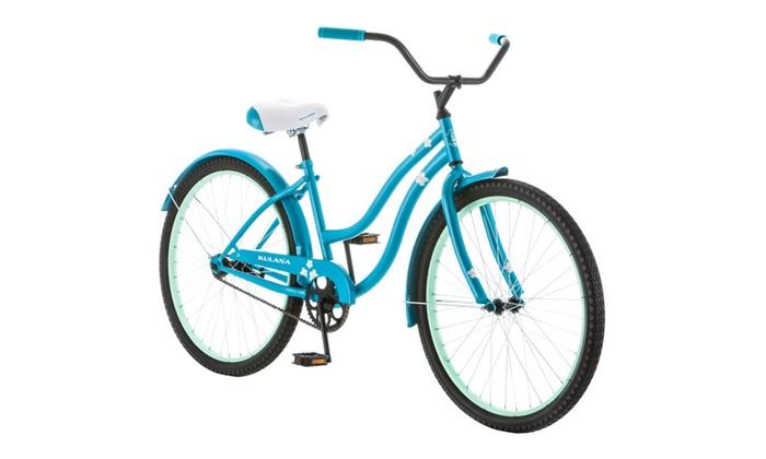 Kulana 26 inches Women's Cruiser Hiku Bike Bicycle - Blue