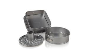Wolfgang Puck 3-Piece Springform Baking Pan Set