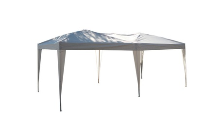 3 x 6m Folding Party Tent Outdoor Camping Waterproof with Carry Bag a2144e6b-f266-43df-a473-af01caca5a6d