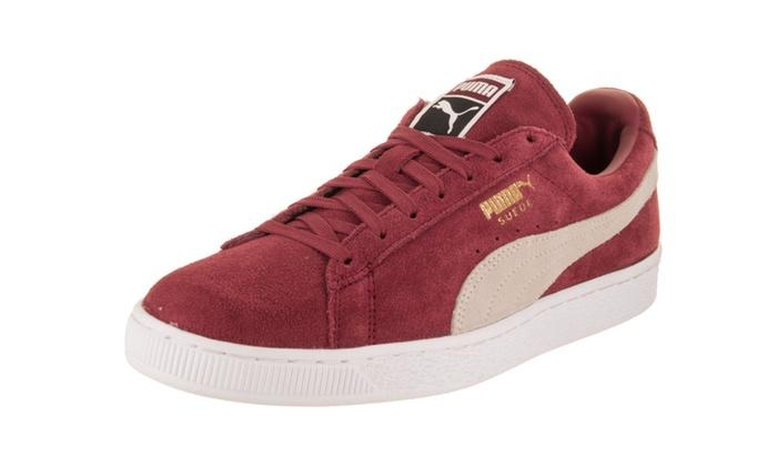 ffcc959b393f81 Puma Men s Suede Classic + Casual Shoe 363242 24