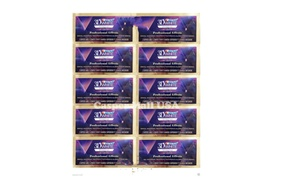 Whitestrips 3D White LUXE Professional Effects 10 Pouches / 20 Strips