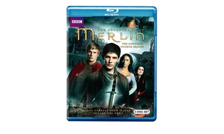 Merlin: The Complete Fourth Season (Blu-ray) be8bf968-109c-4605-97cb-cf04f794a3d8