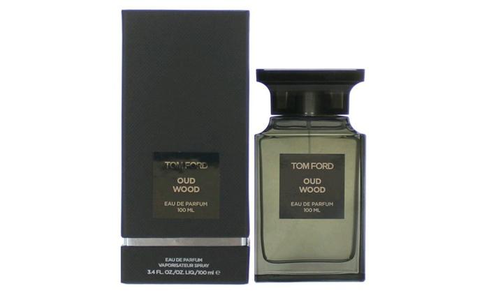 7344e07e15a1 TOM FORD Oud Wood Eau De Parfum 3.4 oz.  100ML mens