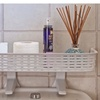 Easy Fit Toilet and Bathroom Shelf