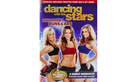 Dancing With The Stars Workout DVDs 2b9aeced-fd67-493f-b04b-d0a7d7692a7b