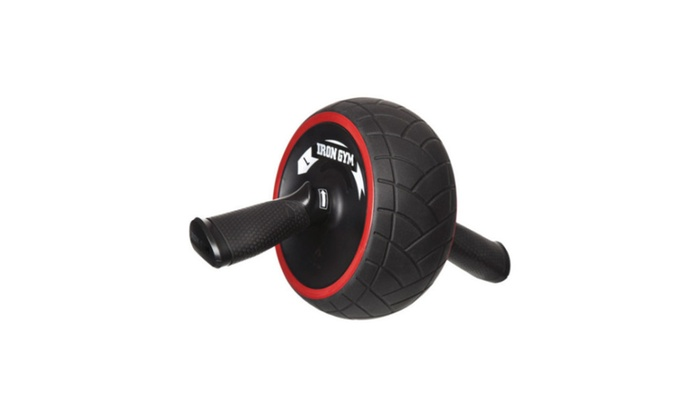 Speed Abs Complete Ab Workout System by Iron Gym, Abdominal Roller