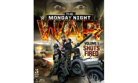 WWE: Monday Night War Vol. 1: Shots Fired (Blu-ray) 90047890-34ee-4ecc-b4c9-1f193841d8b8