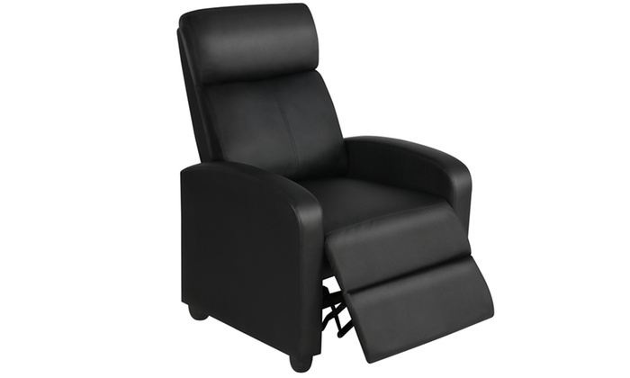 Up To 37% Off on Single Recliner Chair Sofa La...   Groupon ...
