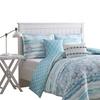 Cascade Damask 5-Piece Comforter Set