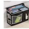 Richards Homewares 6 Pocket Bedside Storage Mattress Book