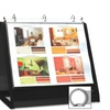 Lion Office Products LIO40008BK Ring Binder Easel - Black