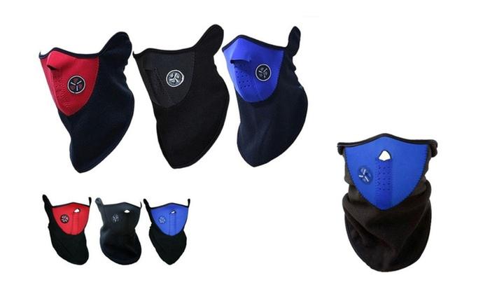 Unisex Winter Wear Neck Warmer & Face Mask