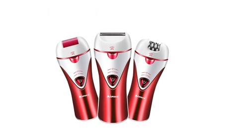 MARSKE, Cordless Electric Hair Removal Epilator 3 in 1 Rechargeable ce25e6c1-41d7-4767-b793-91fce878f620